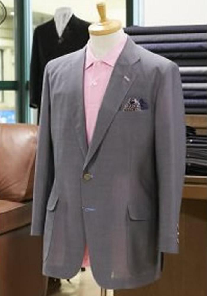 COOL SUIT     盛夏向き「ライト−フィット」スーツ