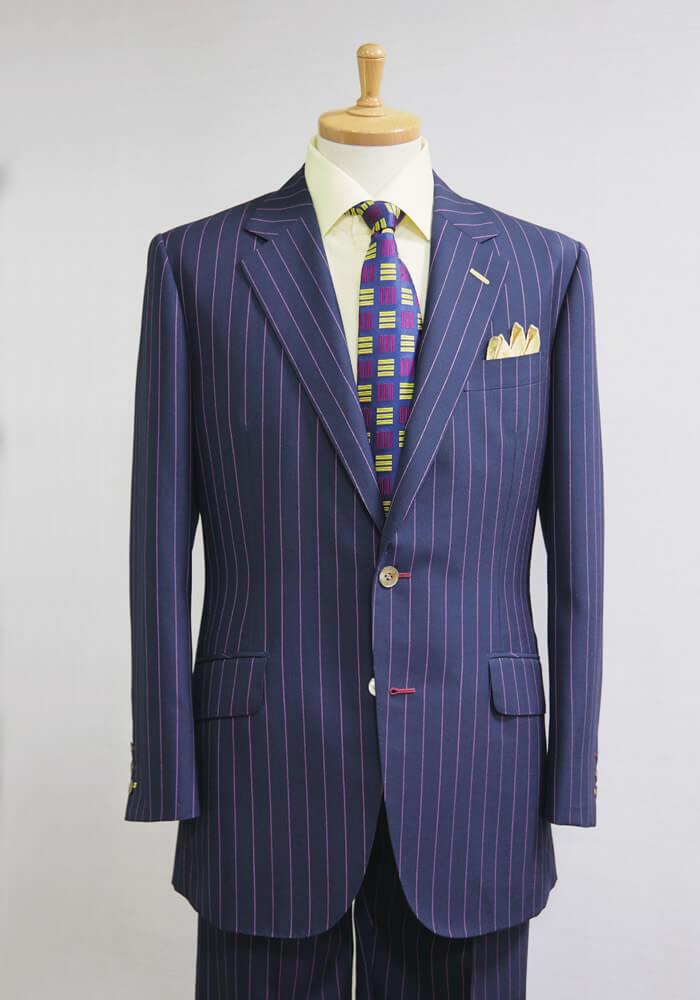 NEW MODEL/MODERN BRITISH STYLE 春夏向き「ライト−フィット」スーツ